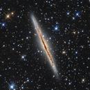 NGC 891,                                DetlefHartmann
