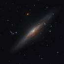 NGC 2683,                                Christoph Lichtblau