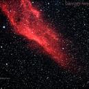 NGC 1499,                                Alessandro Curci
