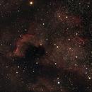 NGC 7000 North America Nebula,                                Mahmange