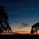 Moon and Venus,                                Nikita Kharlanov