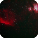 Orion Nebula with Nikon Z50 and Redcat 51,                                Clemley