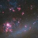 Large Magellanic Cloud (HaRGB)  *** AAPOD2 05.05.2020,                                Ruben Barbosa