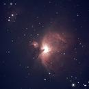 Orion Nebula,                                Aydın