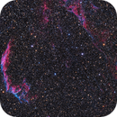 Veil Nebula,                                lindlmax