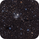 NGC654 - Open Cluster in Cassiopeia,                                Stellario