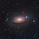 M63 The Sunflower Galaxy,                                Steve Smith
