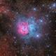 M20~Trifid Nebula,                                Fluorine Zhu