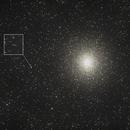 Little thing near Omega Centauri - NGC 5139,                                Ray Caro