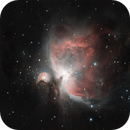 Orion Nebula - 2015/02/06,                                Chappel Astro