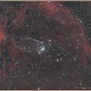 Sh2-129 Squid Nebula Ou4,                                Aarni Vuori