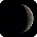 Waxing Crescent Moon (19%),                                Frederick Steiling