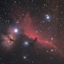Nebulosa Testa di Cavallo e Fiamma,                                Gianluca Enne