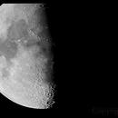 Moon,                                Dylan Woodbrey