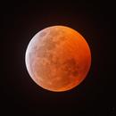Glowing Lunar Eclipse - 2019-01-21,                                stricnine