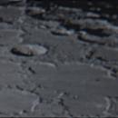 Moon - Meton/Scoresby Craters Region - 10Nov2014,                                Geof Lewis