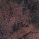 The Coathanger (Cr 399) with dark nebulae,                                gigiastro