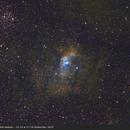 NGC 7635 Bubble Nebula,                                hughsie