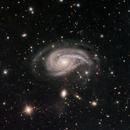 NGC 772 and its disturbing neighborhood.,                                Benoit Blanco