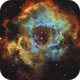 Rosette Nebula in SHO,                                Sean