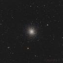 M13 - The Hercules Cluster,                                dheilman