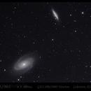 M81 & M82,                                Marcel Demandt