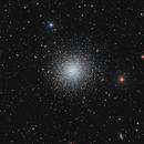 Globular Cluster Messier 13,                                flyingairedale