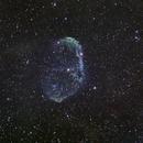 NGC6888,                                Davy HUBERT