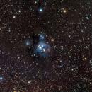 NGC 7129,                                Jerry Huang