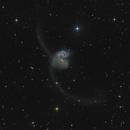 NGC4038/4039 Antenna Galaxies,                                Björn Gludau