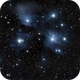 M45 - Pleiades (The Seven Sisters),                                nerdybeardo
