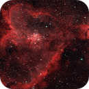 Heart Nebula,                                Derek Foster