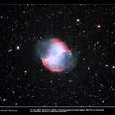 NGC6853 The Dumbbell Nebula,                                Simon Bailey