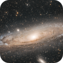 The Andromeda Galaxy - M31,                                Tristan Campbell