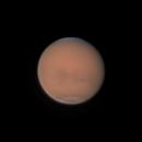 Mars on July 19, 2018,                                JDJ