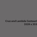 Cruz and Lambda Centauri Nebula (IC 2948),                                Harold Freckhaus