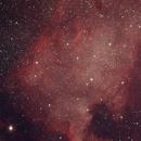North america nebula (NCG 7000),                                AstroHel