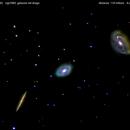 ngc5982 -- 5985 -- 5981  galassie  nel draco              distanza  110 milioni   A.L.,                                Carlo Colombo