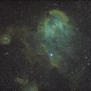 Running Chicken Nebula - IC 2948,                                Steve Van Eerden