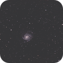 M101 widefield with NGC5422 and NGC5474,                                PeterCPC