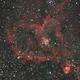 IC1805 Heart Nebula,                                Dainius Urbanavicius
