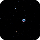 M57 - Ring Nebula - LRGB Drizzle 3x,                                bbonic