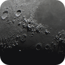 Mare Imbrium and Mare Serenitatis,                                Nils Langner