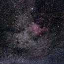 NGC 7000,                                DAS50