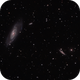 M 106 and a few Friends,                                Ron
