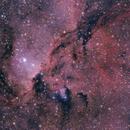 NGC 6188 Dragones luchando de Ara / Fighting Dragons of Ara,                                Pelayoaviles