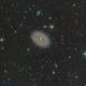 Messier 95 @ DSW,                                Miles Zhou