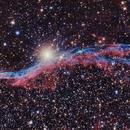 WEST VAIL NEBULA - NGC 6960,                                Irineu Felippe de Abreu Filho