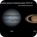 The Planets 2015/16,                                Bernhard Zimmermann