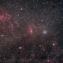 Bubble Nebula, NGC 7635,                                Aurelio55